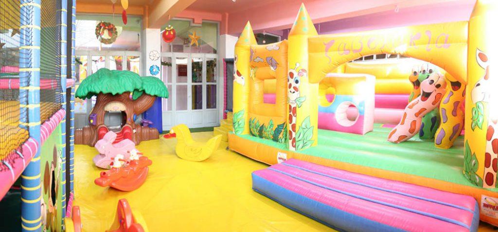 παιχνίδια και κατασκευές για παιδικά πάρτυ